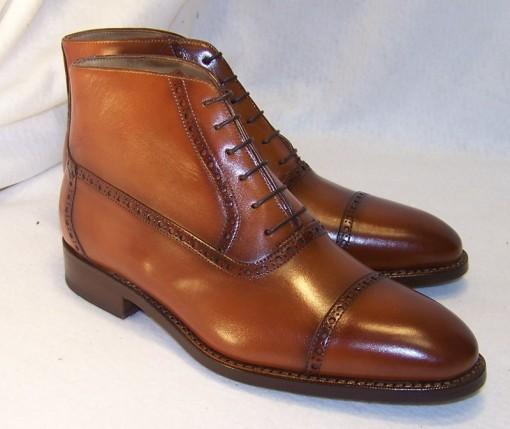 Balmoral Low Boot