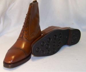 Balmoral Boot Bombay Calf