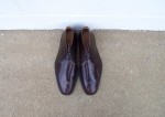 Treccia Chukka boot in #8 Shell Cordovan
